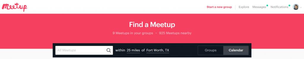how to create backlinks meetups
